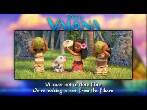 Vaiana/Moana - Where You Are (Danish S&T | Soundtrack)