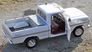 1970 FORD F100 RANGER XLT 428 7.2l V8 COBRA JET BIG BLOCK!
