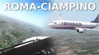 [FSX] Roma-Ciampino Landing (Addons & PC Specs in the Description!)