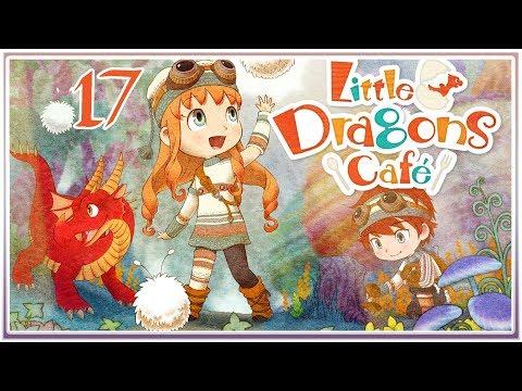 Little Dragons Café - 17: Michael - Милашечка-кровопияшечка! - [ПРОХОЖДЕНИЕ] thumbnail