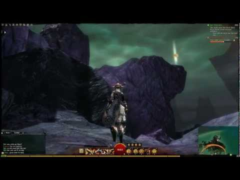 Guild Wars 2 - Malchor's Leap Vistas (Walkthrough / Guide)