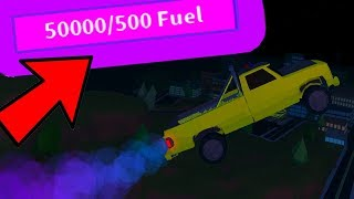 UNLIMITED ROCKET FUEL GLITCH! (Roblox Jailbreak)