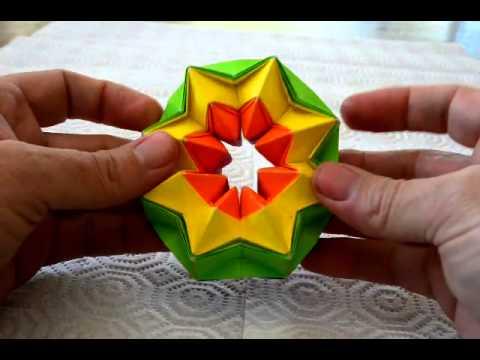 Magic Origami Star