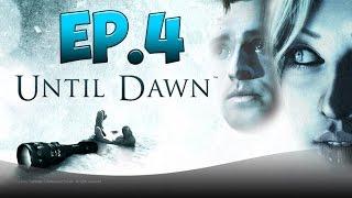 Стрим-прохождение Until Dawn [#4]