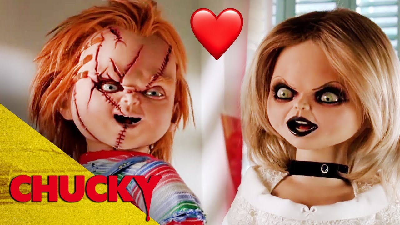 Download Chucky and Tiffany's Love Story | Chucky Official