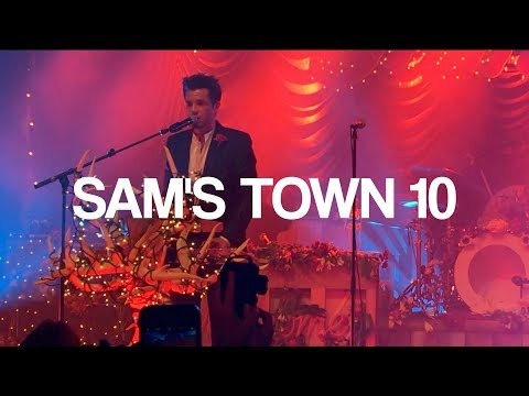 THE KILLERS: SAM'S TOWN DECENNIAL EXTRAVAGANZA