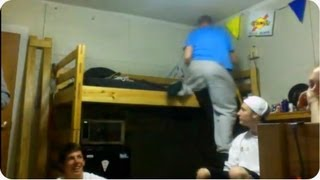 Bunk Bed Dorm Prank | #throwback Thursday