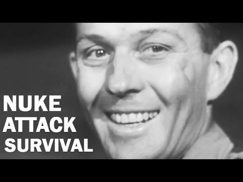 Survival Under Atomic Attack | Cold War Era Educational Film | 1951