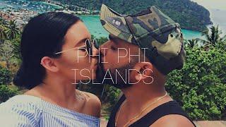 PHI PHI ISLANDS! | Part 1