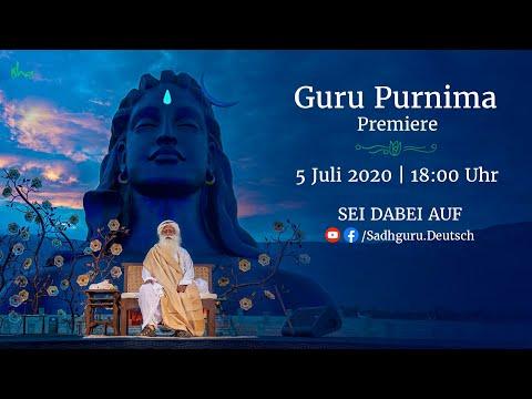 Guru Purnima Live Übersetzung auf Deutsch