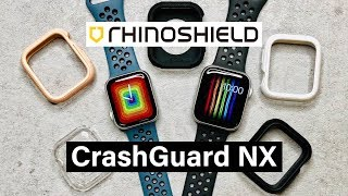 Best Apple Watch Case | Rhinoshield Crash Guard NX | Series 5 Series 4