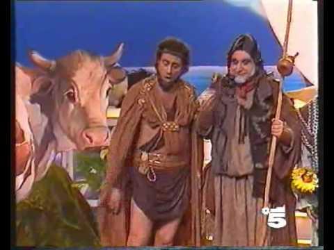 Dopolavoro Fininvest - Canale 5 - (1991) - Odissea: Vacche Sacre