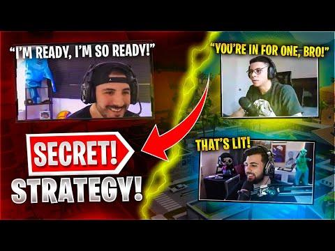 TSM Myth&39;s *SECRET* Strategy FOR ELIMS Feat SypherPK