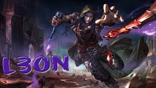 Gambar cover L3oN Samuel | Crazy Time | Vainglory Pro Gameplay
