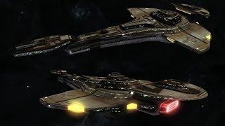 Star trek online Cardassian Galor Class Cruiser