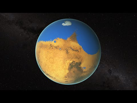 NASA | Measuring Mars' Ancient Ocean
