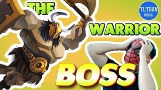 Monster Legends: The Warrior Boss - Dungeon