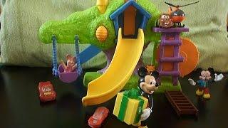 Cars 2 Abenteuer Micky Maus Wunderhaus Deutsch Thomas & seine Freunde  2015 Toys  Disney spielzeug