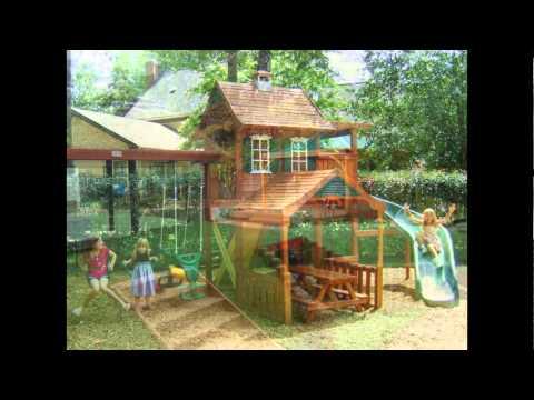 Backyard Playground Ideas - YouTube on great backyard playground, ideas for indoor playground, ideas for water play, ideas for building playground, diy backyard playground, ideas for jungle gym, small backyard ideas with playground, ideas for sandbox,