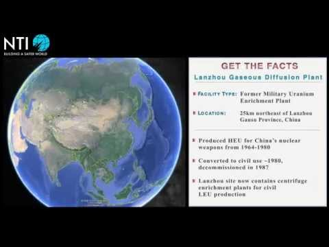 Lanzhou Uranium Enrichment Plant - China