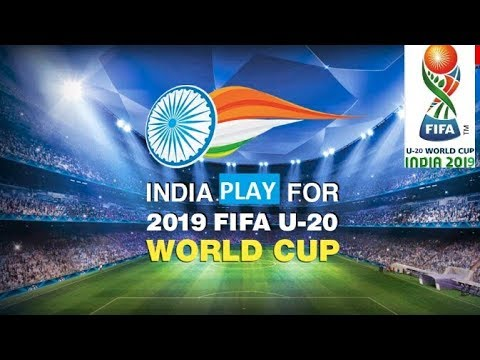 INDIA PLAY FOR FIFA U-20 WORLD...