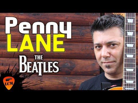 Tutorial Canzoni Famose: Penny Lane dei Beatles