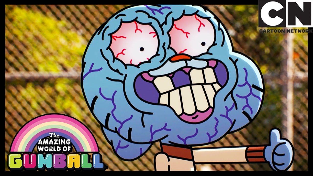 O Teste   O Incrível Mundo de Gumball   Cartoon Network 🇧🇷