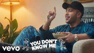 Смотреть клип Jax Jones Ft. Raye - You Dont Know Me