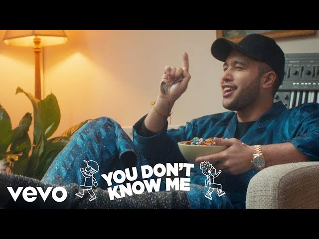 Jax Jones - You Don't Know Me ft. RAYE (Official Music Video)