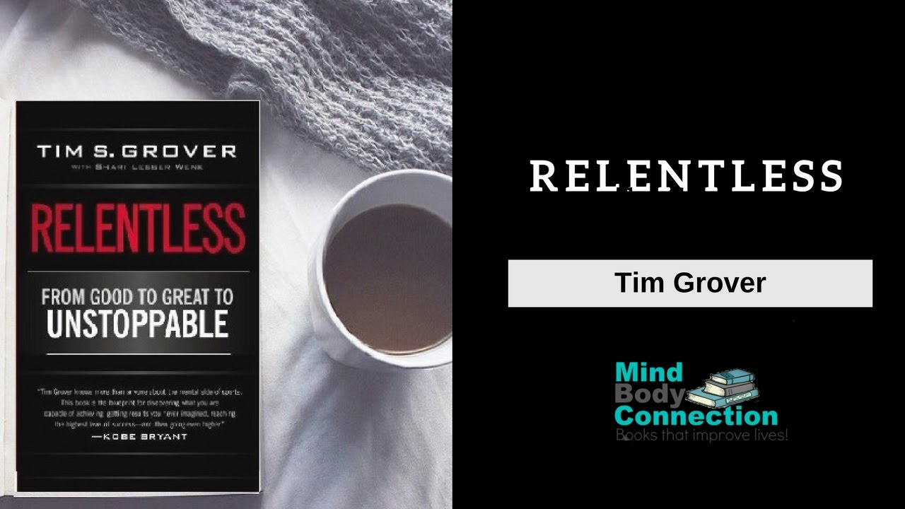 Relentless Tim Grover Ebook