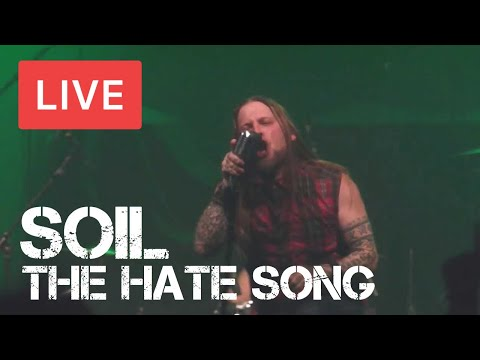 SOiL - The Hate Song Live in [HD] @ The Forum, London England 2014