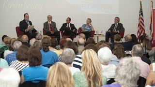 Panel Discussion: Remembering Operation Pedro Pan - Saturday, September 19, 2015