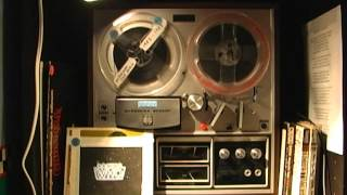 Peter Howell - BBC Radiophonic Workshop - The Leisure Hive - Reel-to-Reel