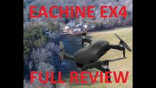 Eachine EX4 Drone - Full Review