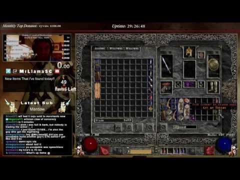 Diablo 2 - MASS DCLONE SPAWNS