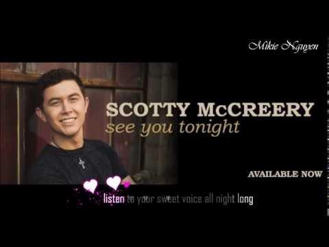 See You Tonight-Scotty McCreery (LYRICS)