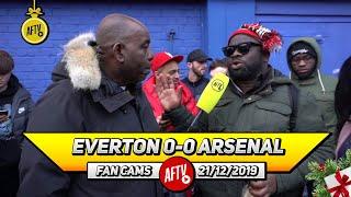 Everton 0-0 Arsenal | This Performance Gives Arteta A Foundation To Build On (Kelechi)