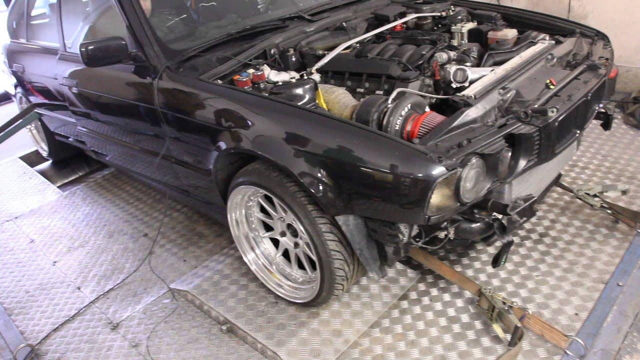 Bmw E34 540i Turbo