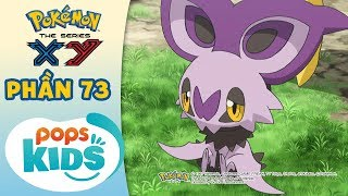 Tổng Hợp Hành Trình Thu Phục Pokémon Của Satoshi - Hoạt Hình Pokémon Tiếng Việt S18 XY - Phần 73
