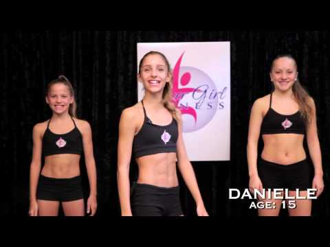 Power Girl Fitness - Kickboxing Fitness Workout for Girls