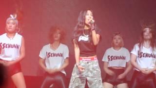 SSENUNNI (쎈언니) - Jessi (제시) Live @ Press Showcase