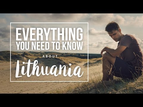 What is LITHUANIA? 🇱🇹(My Country You Know Nothing About)