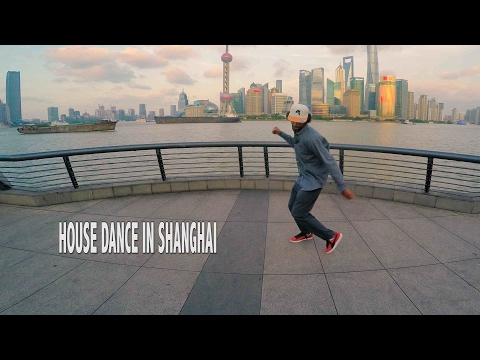 House Dance in Shanghai with MaMSoN