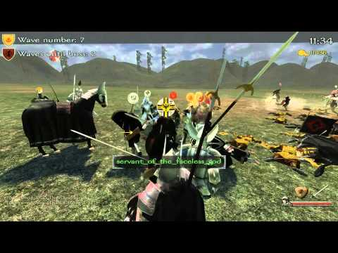 Thumbnail: Mount and Blade:Full Invasion 2 Mod- Lord of the Rings combined vs orcs #1