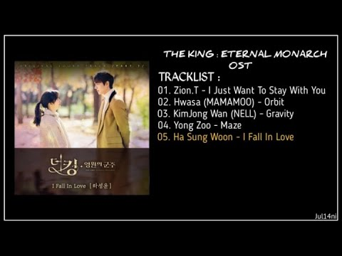 Download [FULL ALBUM] The King : Eternal Monarch OST Part 1-5    더 킹 : 영원의 군주 OST