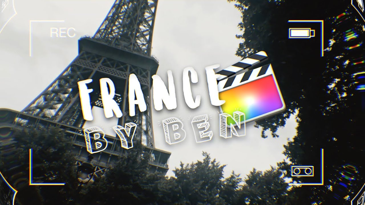 France (Paris/Normandy) Travel Edit Shot on iPhone