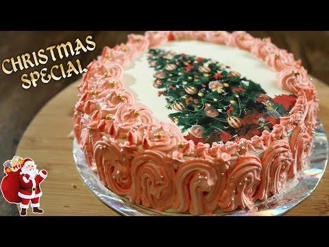 Vanilla Sponge Cake | Cake From Scratch | Recipe by Archana | Easy Dessert Recipe