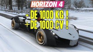 Forza Horizon 4 : PETITES VOITURES mais (très) GROS MOTEURS !