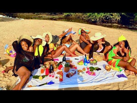 KRIBI VLOG : GIRLS VACAY 2020 |  Yatch Tour | picnic || Girls trip