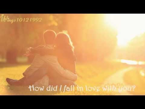 How did I fall in love with you ♥  -  Yao Si Ting ♥